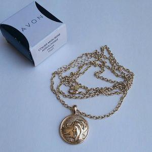 Avon Virgo Horoscope Necklace